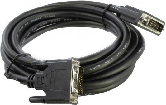 Кабель DVI M-DVI M 3м 5bites APC-099-030