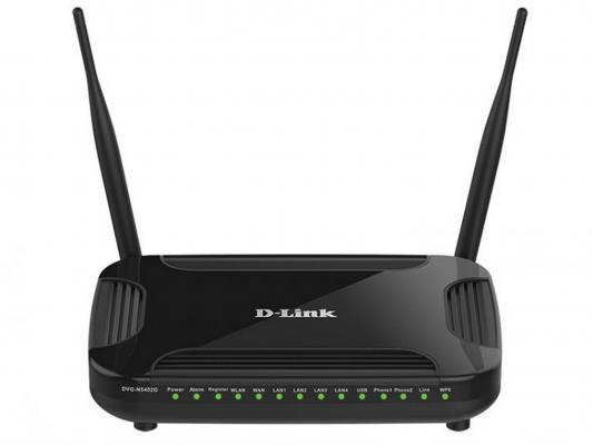 Маршрутизатор D-Link DVG-N5402G/2S1U1L/A1A 1xWAN 3G/LTE 2 FXS-порта 1 PSTN-порт USB-порт беспроводной it8726f s exc exs fxs it8716f s fxs