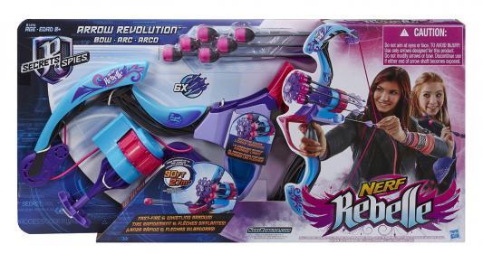 Лук Nerf N-Rebelle: Блочный - Стрела для девочки
