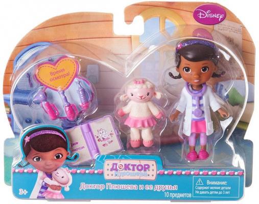 """Игровой набор Disney """"Доктор Плюшева и ее друзья"""" в ассортименте"""
