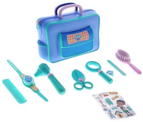 Игровой набор Disney Доктор Плюшева Чемоданчик ветеринара 14939 игровой набор доктор плюшева чемоданчик доктора