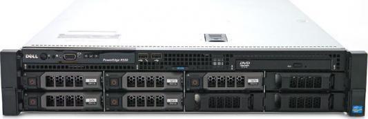 Сервер Dell PowerEdge R530 R530-ADLM-01t dell vostro 3500 brass