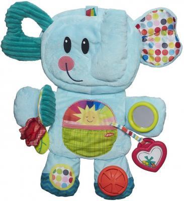 Развививающая игрушка Hasbro Playskool Веселый Слоник hasbro веселый гараж b1649 playskool