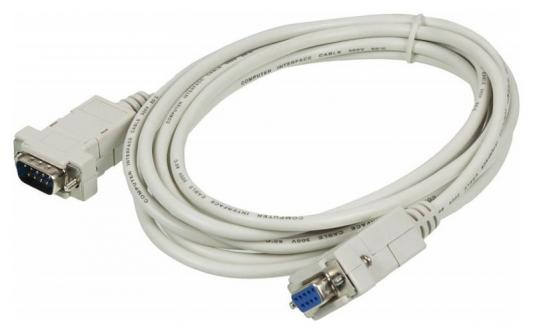 Кабель - удлинитель COM RS-232 1.8m 9M / 9F 30 AWG Greenconnect GC-DB9CM2F-1.8m rs 232 кабель в челябинске