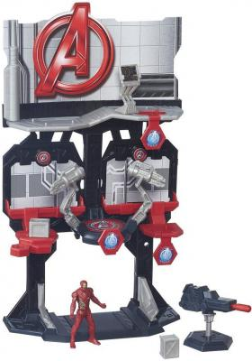 Игровой набор Hasbro Avengers Игровая башня Мстителей B5770 игровой набор hasbro avengers игровая башня мстителей b5770