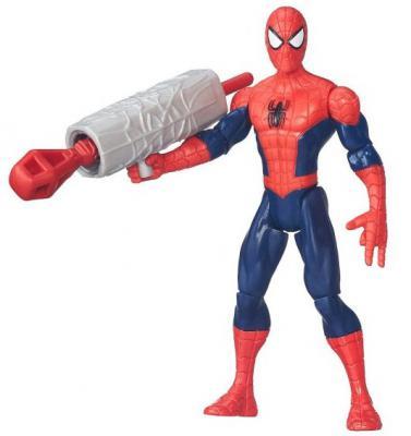 Фигурка Hasbro Spider Man Марвел c орудием сражения 15 см в ассортименте
