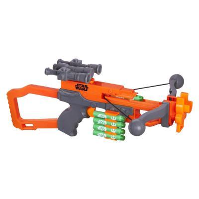 Бластер Hasbro Star Wars Сообщника повстанцев Звездных войн оранжевый серый для мальчика 5010994891091