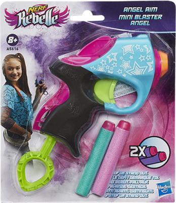 Бластер Nerf N-Rebelle для девочки в ассортименте