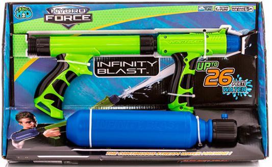 Водный бластер Zing Hydro Force Infinity Blust зеленый для мальчика