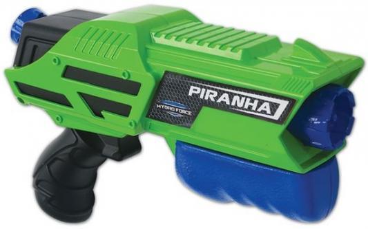 Водный бластер Zing Hydro Force Piranha зеленый для мальчика hydro пиджак