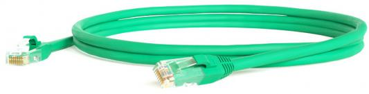 Патч-корд  U/­UTP 6 категории 3м Hyperline  PC-LPM-UTP-RJ45-RJ45-C6-3M-LSZH-GN зеленый