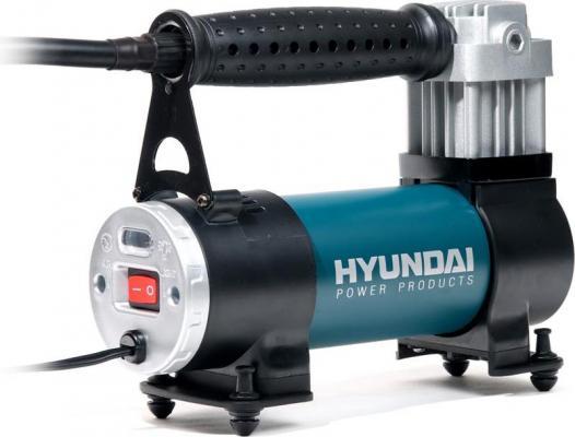 Автомобильный компрессор Hyundai HY 65 E 65л/мин  компрессор поршневой hyundai hy 2575