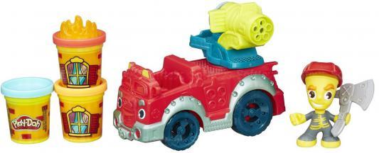 Набор для лепки Hasbro Play-Doh Город Пожарная машина B3416