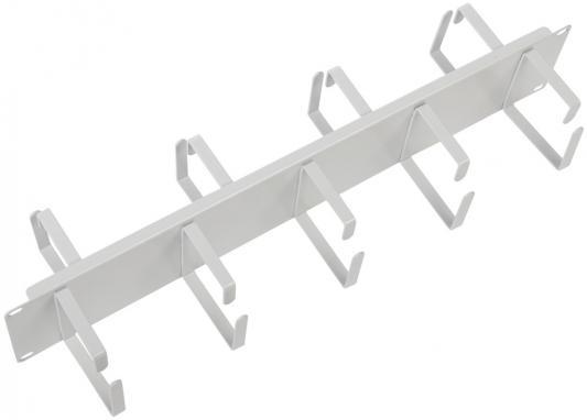 Горизонтальный кабельный органайзер ЦМО ГКО-2-9 19 2U 9 колец цмо органайзер кабельный горизонтальный для крепления стяжек 19 2u