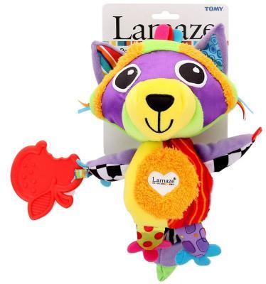 Развививающая игрушка Tomy Енот Райли развививающая игрушка жирафики