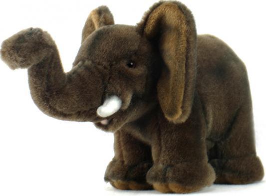 Купить Мягкая игрушка слоненок Hansa 2967 искусственный мех 15 см, Животные