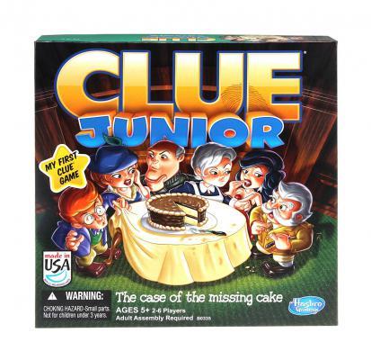 Настольная игра Hasbro для вечеринки Клуэдо - Моя первая игра