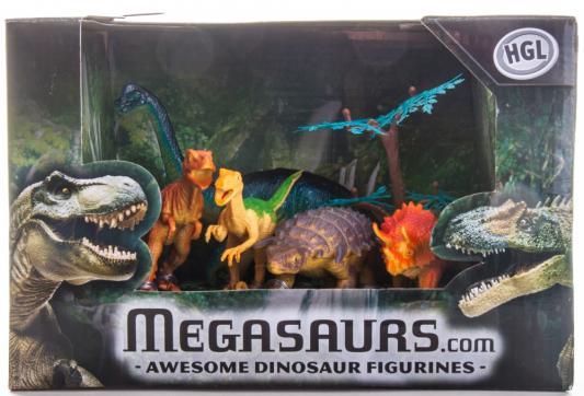 Игровой набор HGL Megasaurs 5 предметов в ассортименте