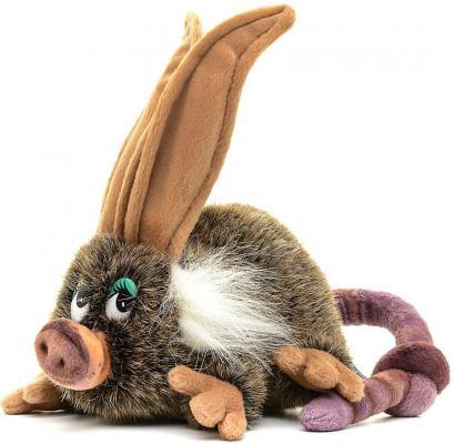 Мягкая игрушка Hansa Лесной троль девочка искусственный мех коричневый 43 см 6296