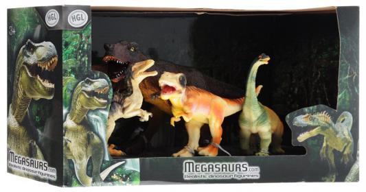 Игровой набор HGL Megasaurs 6 предметов