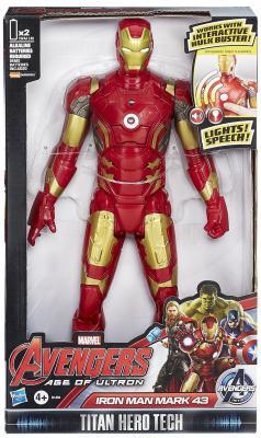 Интерактивная игрушка Hasbro Железный человек