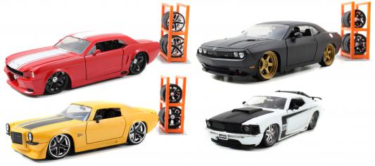 Автомобиль Jada Toys Lopro Assortment 1:24 54021-W11