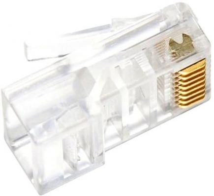 Коннектор NEOMAX UTP RJ45 кат. 6 100шт 8P8C 88RE50C6