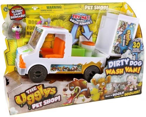 Игровой набор Moose The Ugglys Pet Shop: Вэн - мойка для питомцев play doh игровой набор магазинчик домашних питомцев