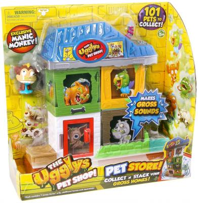 "Игровой набор Moose The Ugglys Pet Shop: ""Зоомагазин"""