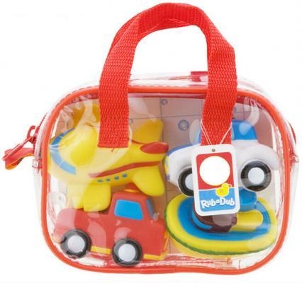 """Набор игрушек для ванны Alex Транспорт 700TN alex ob86""""700"""