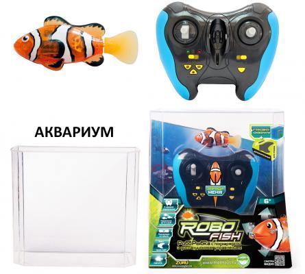 Интерактивная игрушка ZURU РобоРыбка от 6 лет 2572А