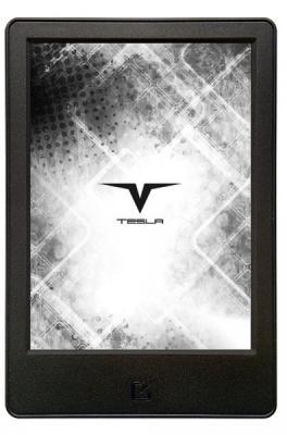 "Электронная книга Tesla Scrip RK2818 6""  E-ink Pearl 758x1024 128Mb 4Gb черный GPB07561"