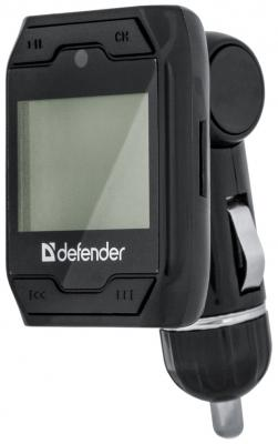 FM трансмиттер Defender RT-Play MP3 USB SDHC Micro-SDHC Пульт ДУ 68008 fm трансмиттер defender rt basic пульт ду