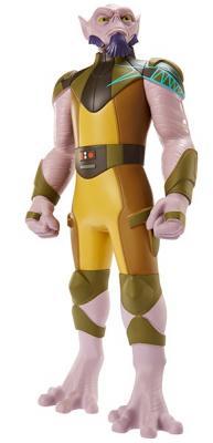 Фигурка Big Figures Звездные Войны. Повстанцы Зеб 50 см big figures фигура звездные войны повстанцы езра с 3 лет