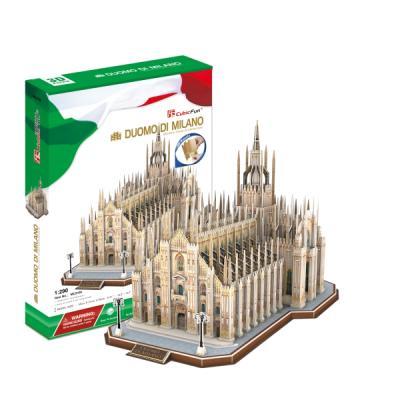 Пазл 3D CubicFun Миланский Собор (Италия) 251 элемент
