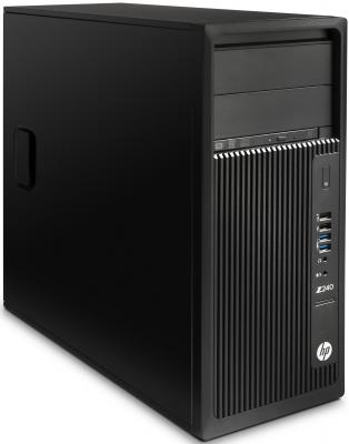 Рабочая станция HP Z240  Xeon E3-1230v5 3.4 GHz  8Gb DDR4 1Tb  8GB SSHD Drive Win10 Win7 64 мышь T4K38ES