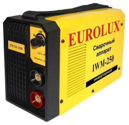 Аппарат сварочный Eurolux IWM250 инверторный eurolux iwm220 65 28 инверторный сварочный аппарат