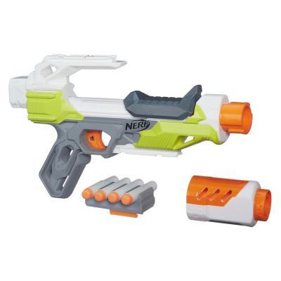Купить Бластер Hasbro NERF Модулус ЙонФайр для мальчика 5010994937522, разноцветный, Размер упаковки: 35.6 х 5.7 х 26.7 см., Игрушечное оружие