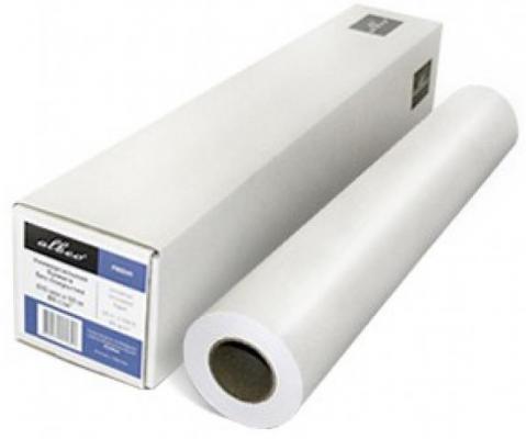 Бумага Albeo InkJet Paper 610мм х 30.5м 160г/м2 втулка 50.8мм для плоттеров Z160-24-6 albeo universal canvas 24 610мм x 18м 320 г м2 uc320 24