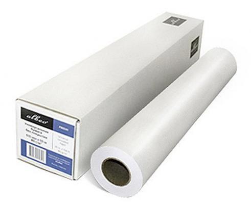 Бумага Albeo InkJet Paper 610мм х 30.5м 120г/м2 втулка 50.8мм для плоттеров Z120-24-6 бумага для принтера hp bright white inkjet paper
