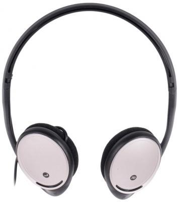 Наушники Soundtronix S-307 серебристо-черный