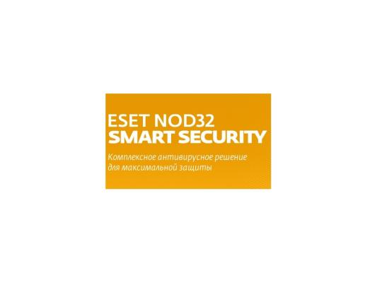 Карта продления ESET NOD32 Smart Security продление на 20 месяцев или новая на 12 мес на 3 устройства NOD32-ESS-2012RN(CARD)-1-1