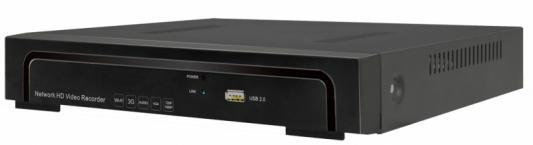 Видеорегистратор сетевой Falcon Eye FE-NR-5109 2592x1944 HDMI VGA до 9 каналов