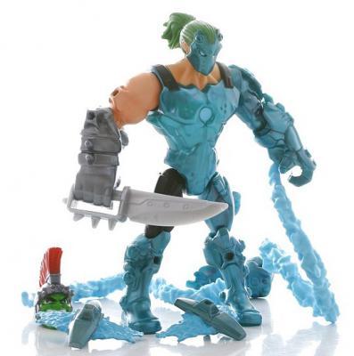 Игрушка Hasbro Разборные фигурки Марвел с оружием в ассортименте A6833