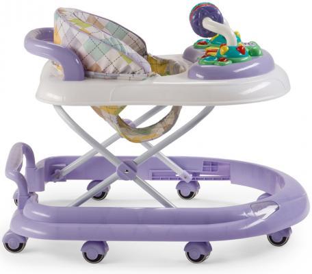 Ходунки Happy Baby Smiley V2 (lilac)