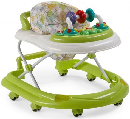 Ходунки Happy Baby Smiley V2 (green) ходунки happy baby smiley цвет yellow