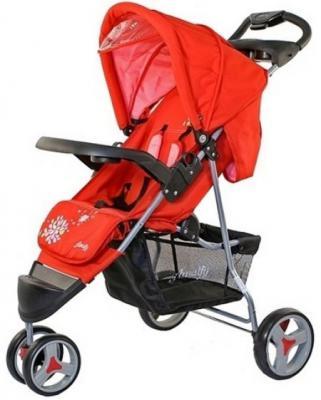 цена Прогулочная коляска Happy Baby Amalfy GB-6628 (bаrdo) онлайн в 2017 году