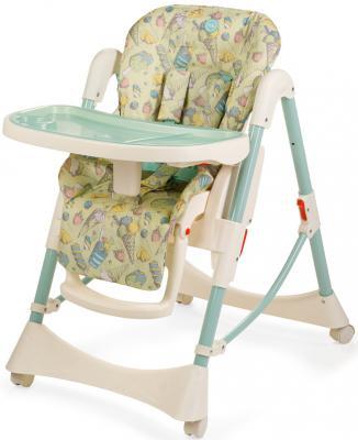 Стульчик для кормления Happy Baby Kevin V2 (blue)