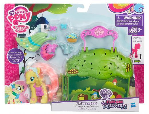 Игровой набор Hasbro My Little Pony: Пони Мейнхеттен B3604 в ассортименте