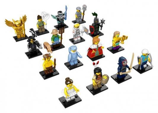 Минифигурка Lego серия 15 5702015594646 в ассортименте